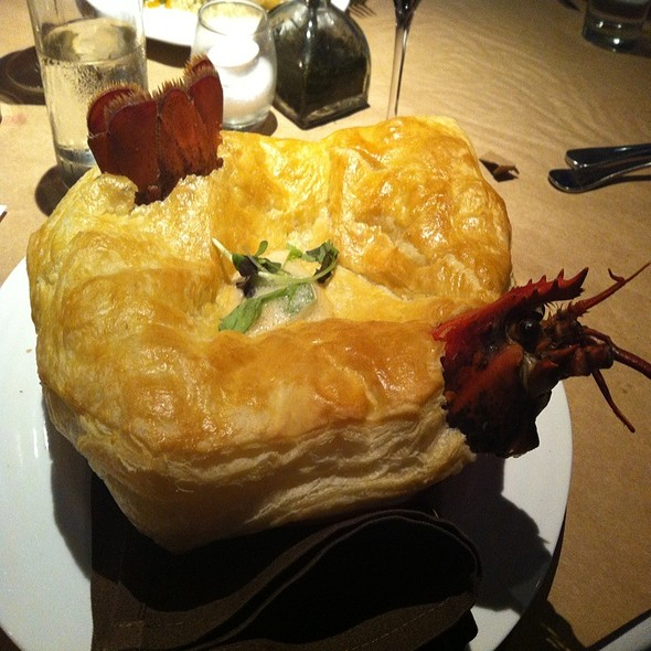 Lobster Pot Pie @ Boca Kitchen Bar and Market