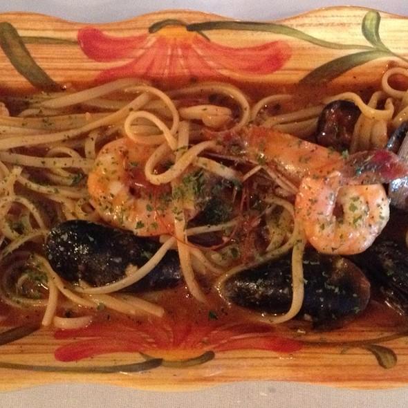 Linguine Frutti Di Mare @ Sorbello's Restaurant