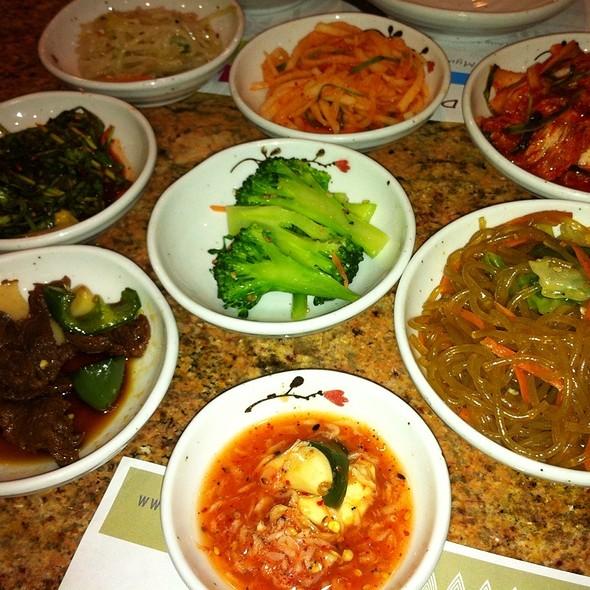 Banchan @ Myung Dong Tofu Cabin Restaurant