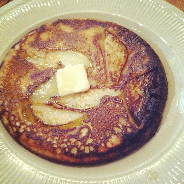 Sourdough Pancake - Vinegar Hill House, Brooklyn, NY