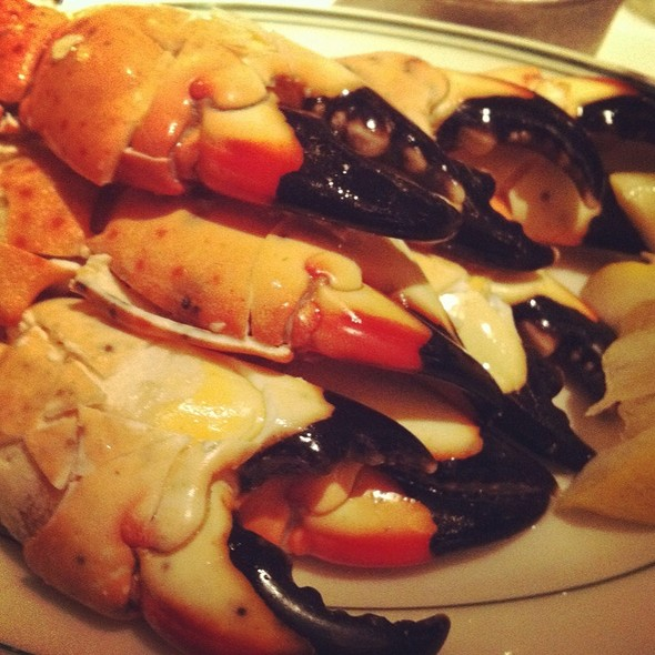 Stone Crab @ Joe's Seafood Steak & Stone Crab