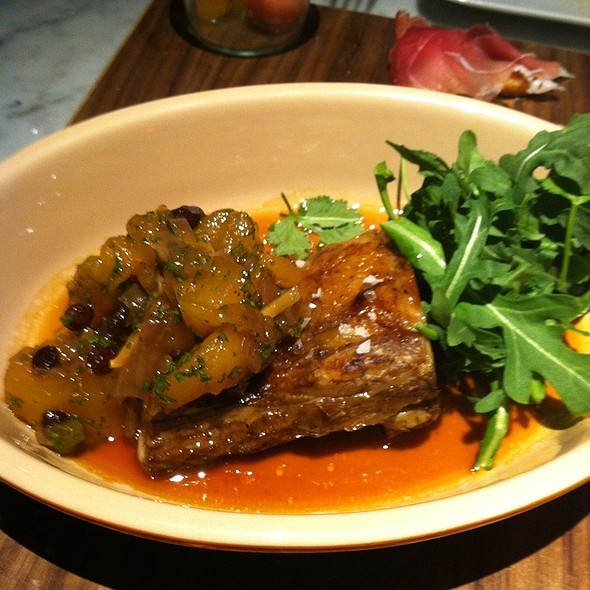 Lamb Belly @ Tar & Roses