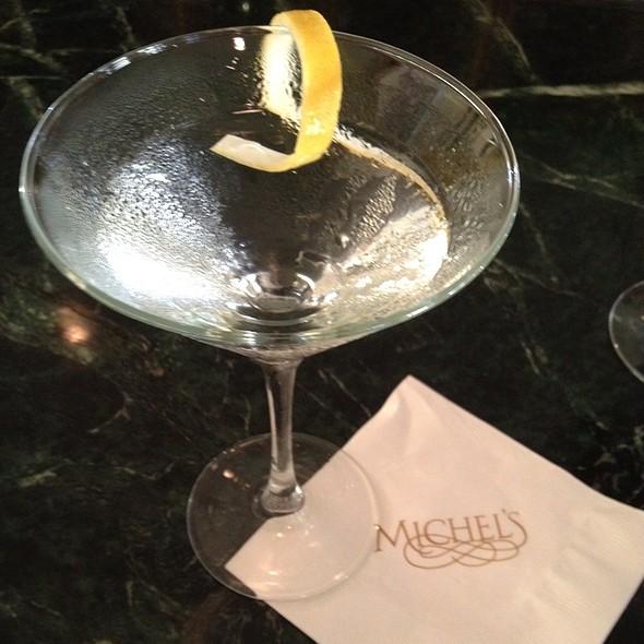 Belvedere Martini @ Michel's At the Colony Surf