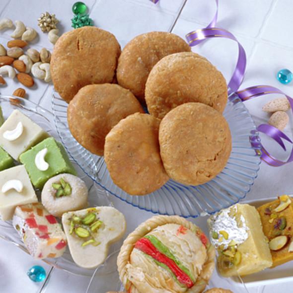 Baati @ Gourmet Recipe