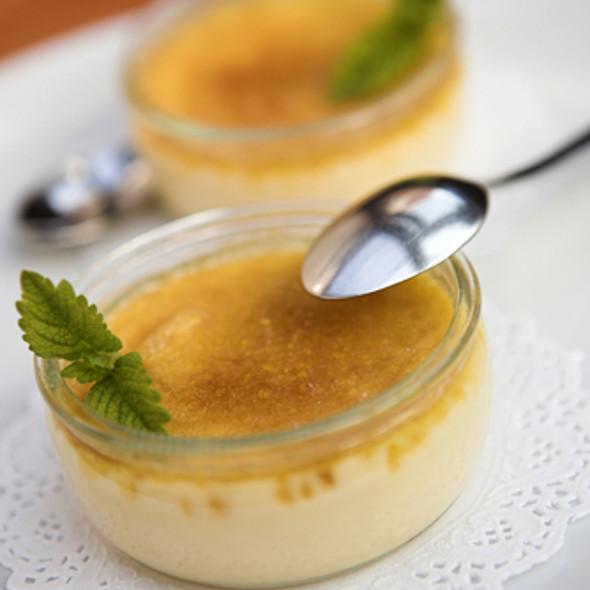 Creme Brulee @ Gourmet Recipe