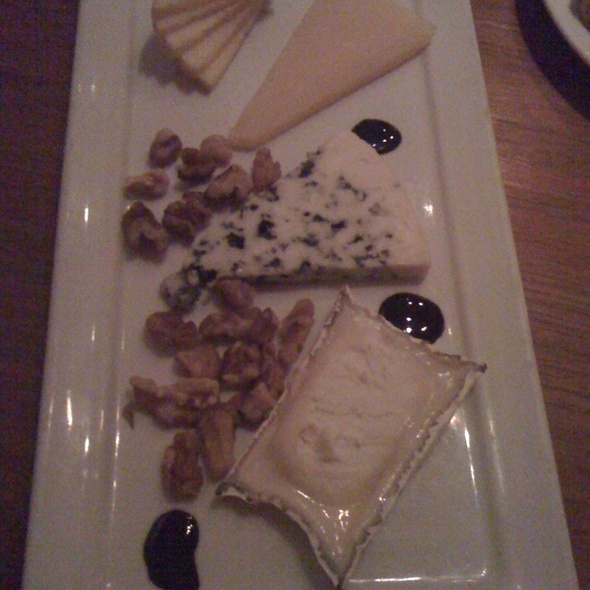 Cheese Plate @ COCO500