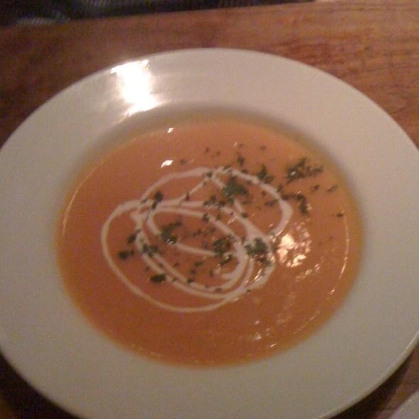 Butternut Squash Soup @ COCO500