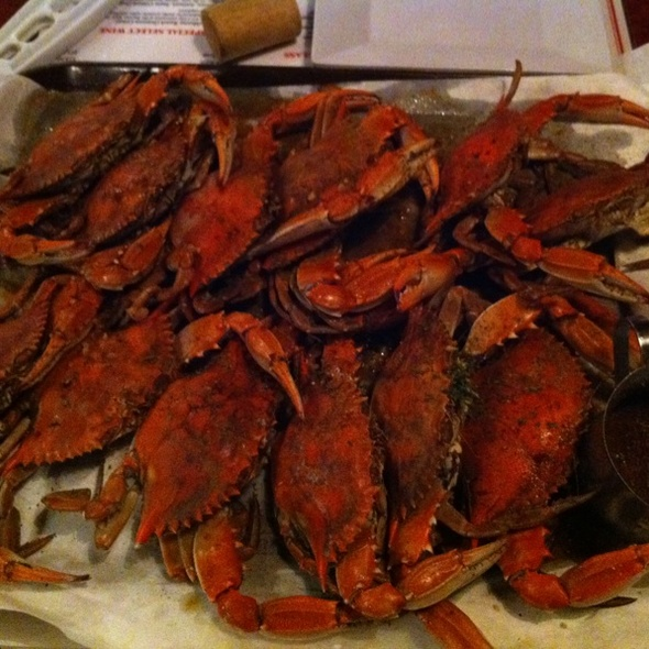 Maryland Blue Crabs @ Waterfront Crab House