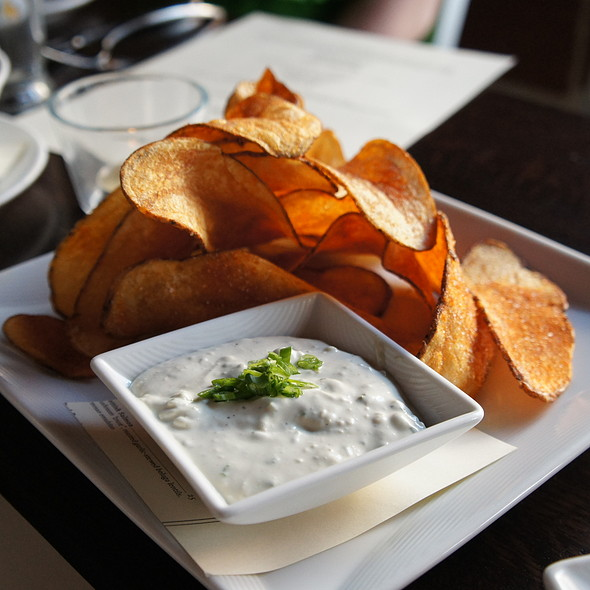 Homemade Potato Chips - H. Harper Station, Atlanta, GA