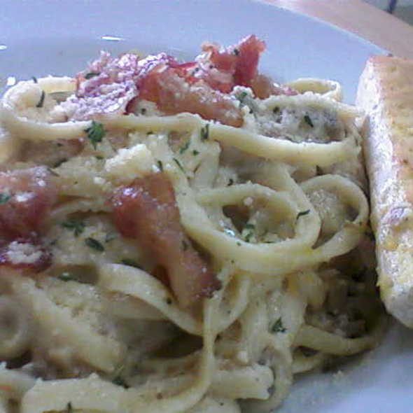 Carbonara @ Greenwhich