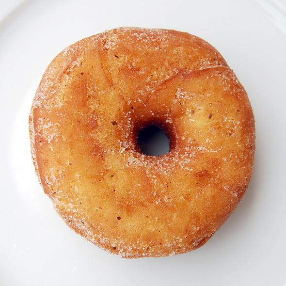 Cinnamon Sugar Doughnut @ Gimme Coffee