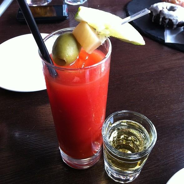 Bloody Mary @ Lyon Hall