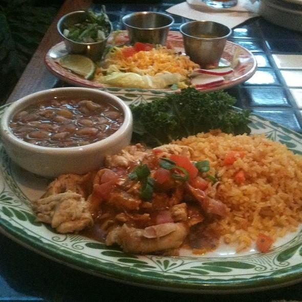 Tacos Rustico-Chicken
