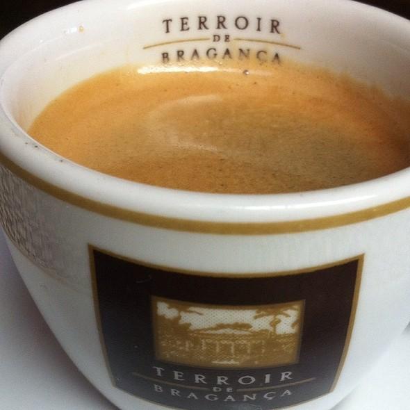 Café Espresso @ Lopo Restaurante