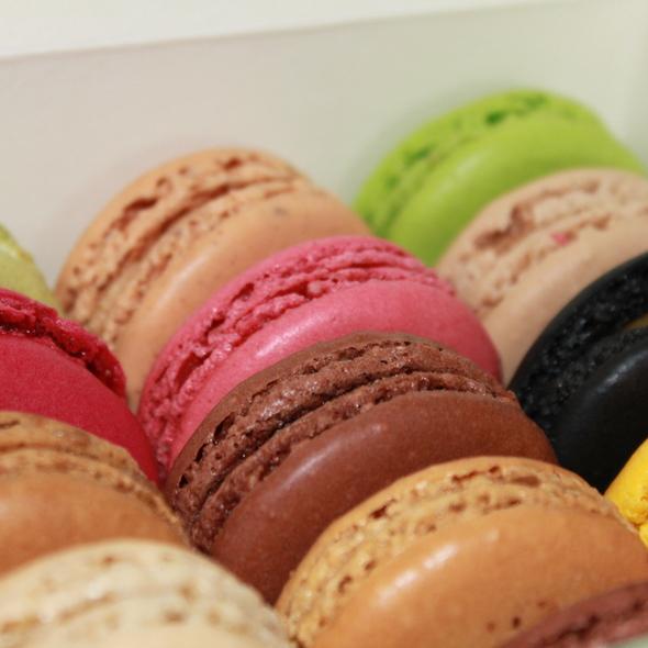 Macarons @ Ladurée Paris