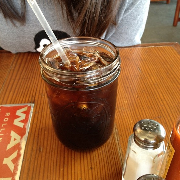 Homemade Root Beer @ Homeroom