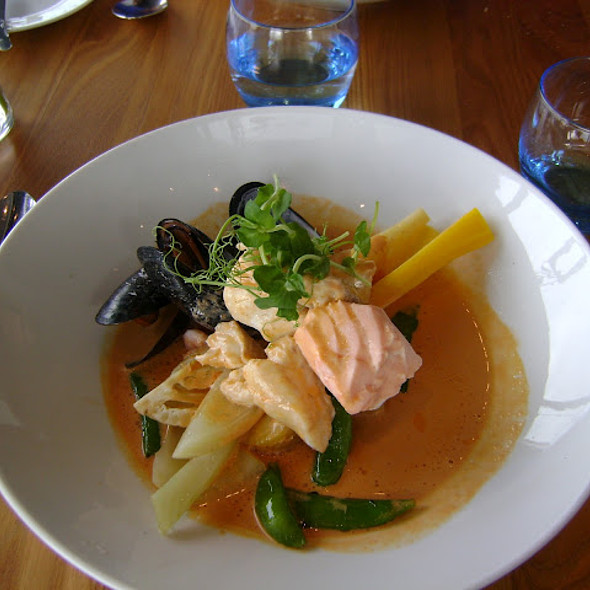 Swedish Fish Stew @ Vatten Gourmet & Café