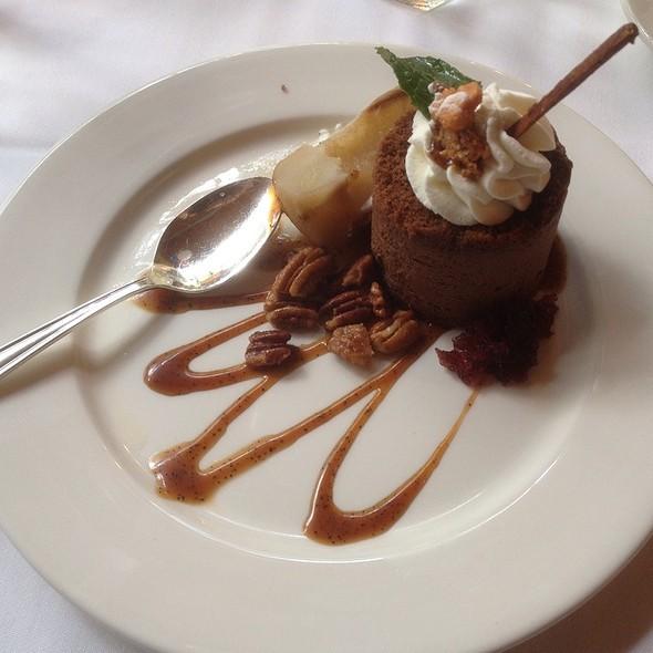 Tasting Of European Chocolate @ Commander's Palace Restaurant