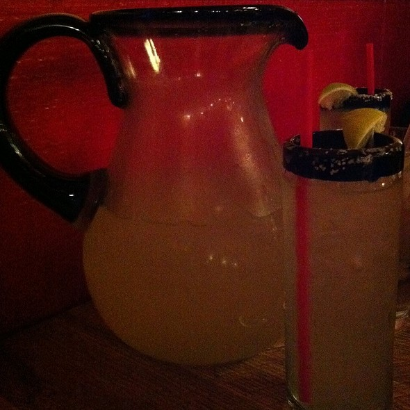 Pitcher Of The House Margarita @ Guadalajara Grill