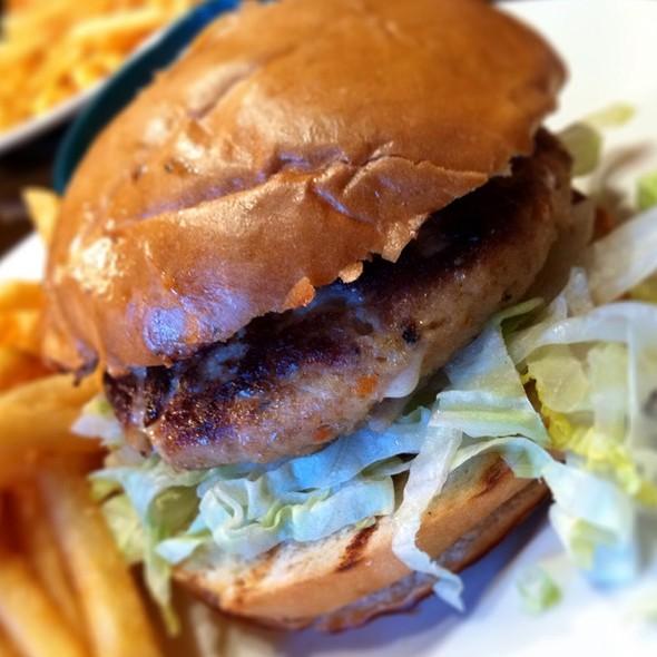 Crabcake Sandwich @ Thunder Grill