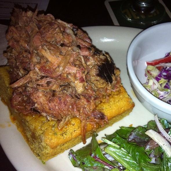 Carolina Bbq Pulled Pork  @ The Sidecar Bar & Grille