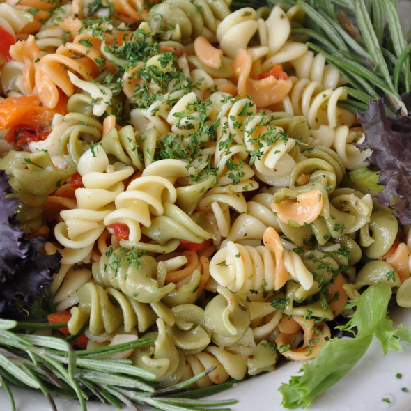 Pasta Salad @ Peppers Market & Sandwich Shop