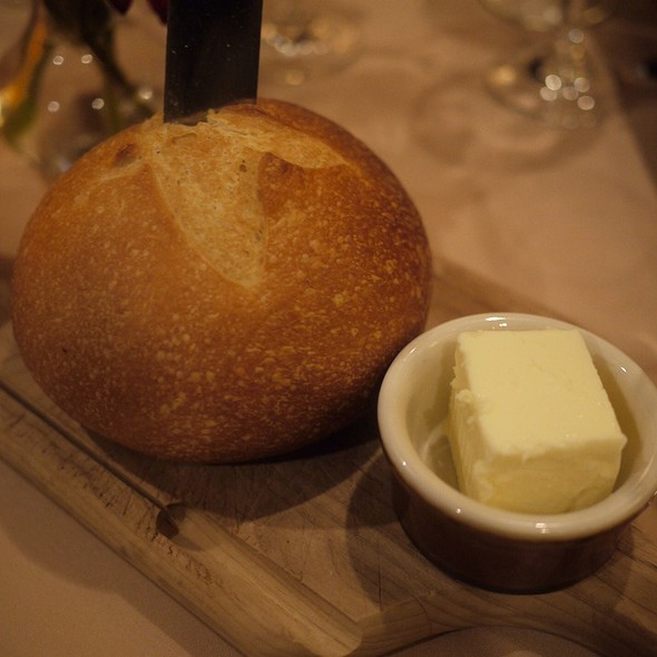 Bread - House of Prime Rib, San Francisco, CA
