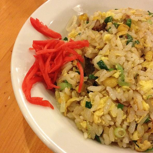 Fried Rice @ Ramen Yamadaya