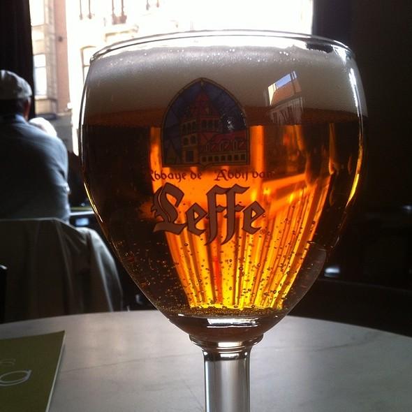 Leffe Blonde Belgian Beer @ 't Gerecht