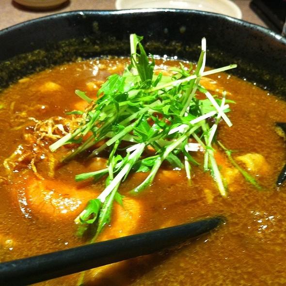 Curry Inaniwa Udon With U.S Angus Beef @ Inaniwa Udon-Nabe Japanese Restaurant