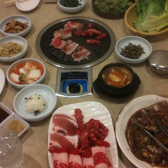 Yakiniku @ Shillawon Korean Restaurant