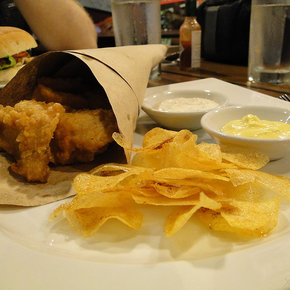 Marinara Soft Fish Fry @ Hyphy's