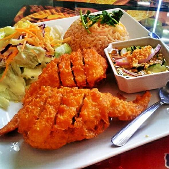 Sweety hut thai restaurants menu west covina ca for Angel thai cuisine