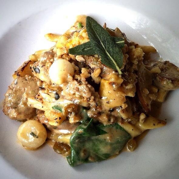 Ricotta Filled Caramelle Pasta - Jasper's - Plano