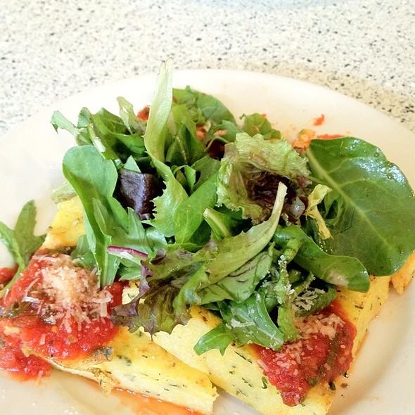Polenta Salad @ Cafe Bernardo - Midtown