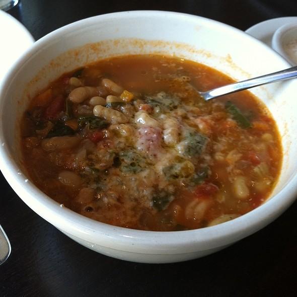 Minestrone @ Cooks County Restaurant