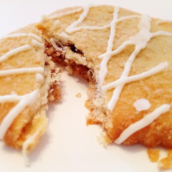 Brown Sugar Walnut Tart @ Starbucks