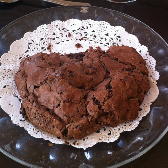 Mudslide Cookies @ Cafe Pierrot