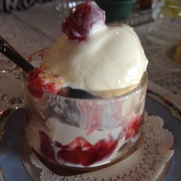 Cherry Cobbler @ Molly's Cafe