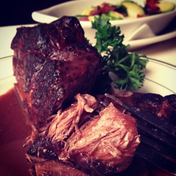 Braised Short Ribs @ Joe's Seafood Steak & Stone Crab