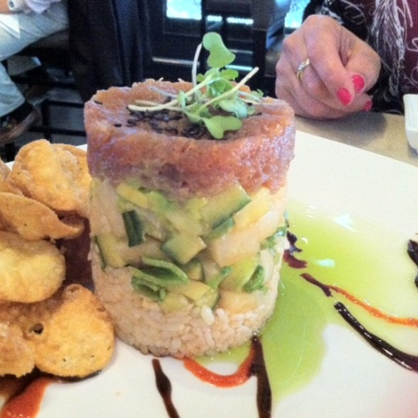 Tuna @ Union Asian Gastropub