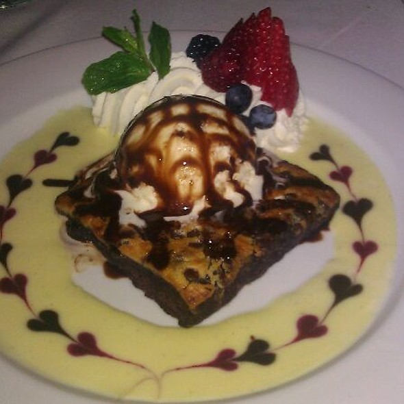 Brownie - Seagar's Restaurant, Destin, FL