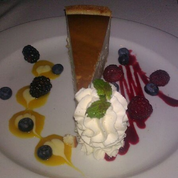 Cheesecake - Seagar's Restaurant, Destin, FL