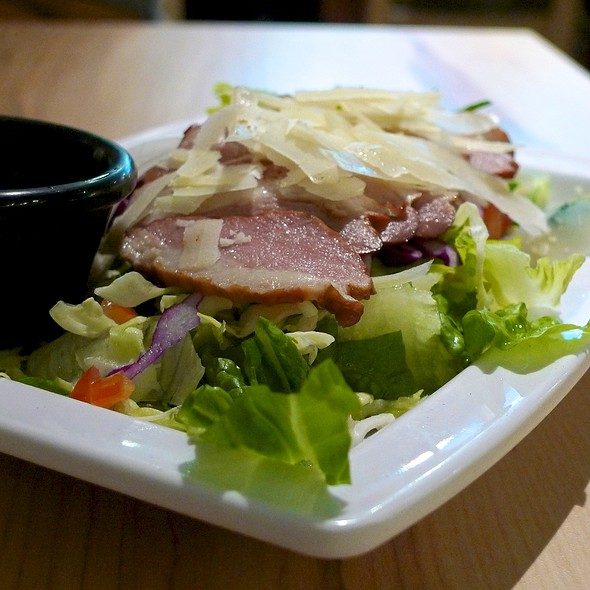 Smoked Duck Salad @ Lenas