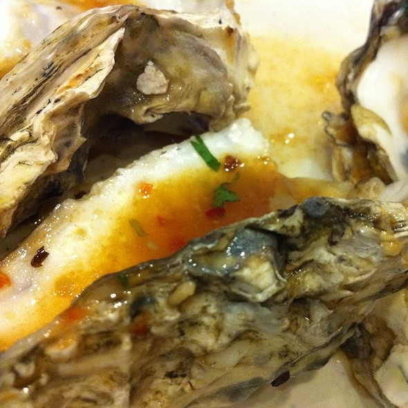 Oysters @ Buffet Star