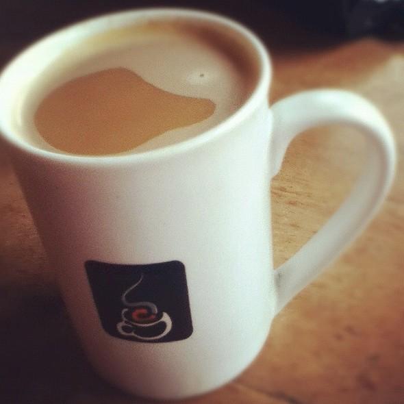 brewed coffee @ Café Antonio