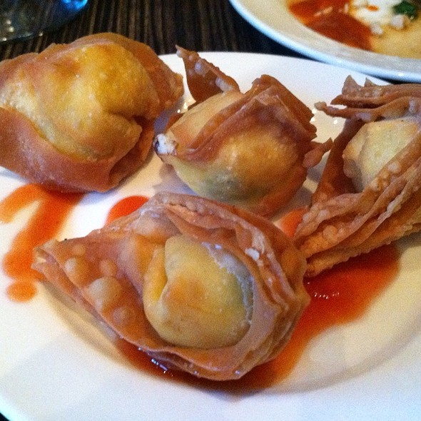 Cream Cheese Wontons @ Luc Lac Vietnamese Kitchen