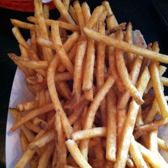 French Fries @ Bar Bar