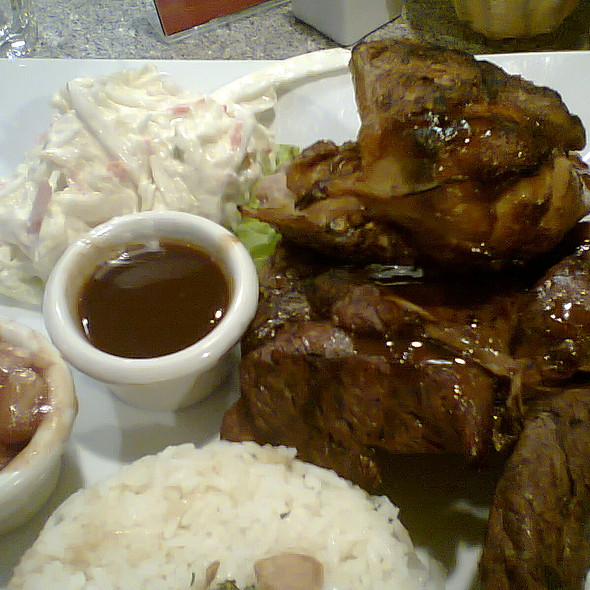 American Mixed Grill