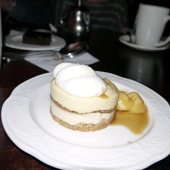 Homestyle Banana Pudding - Driskill Grill - Driskill Hotel, Austin, TX